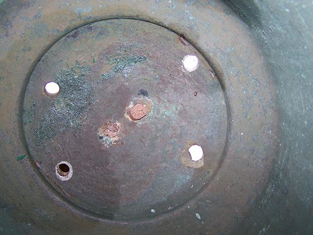 Réparation de cloche